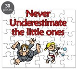 Martial arts girl Puzzles