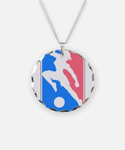 Women's Soccer Necklace