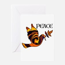 Peace Dove-MC Greeting Cards
