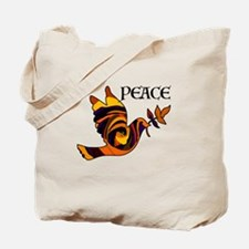 Peace Dove-MC Tote Bag