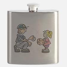 Play Ball Flask