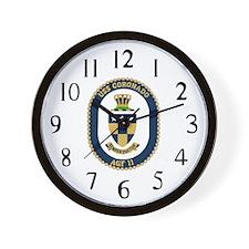 USS Coronado (AGF 11) Wall Clock