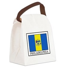 Funny Steak cheese Canvas Lunch Bag