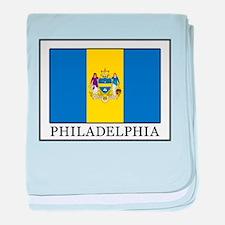 Philadelphia baby blanket