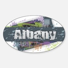 Albany Design Decal