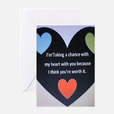 Chance Greeting Cards