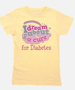 Unique Childhood diabetes Girl's Tee