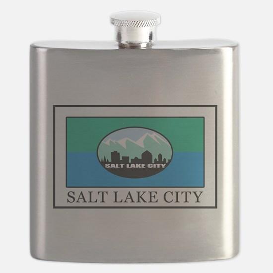 Salt Lake City Flask