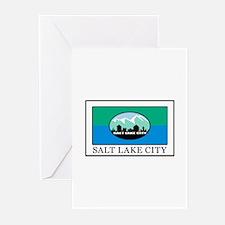 Salt Lake City Greeting Cards