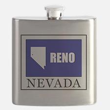 Unique Lake tahoe Flask