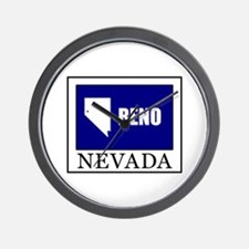 Reno Wall Clock