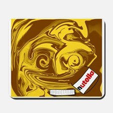 Nutella chocolate love Mousepad
