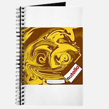 Nutella chocolate love Journal