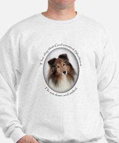 Sheltie Sweatshirt