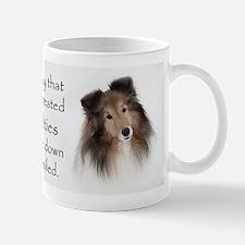 Sheltie Small Mugs
