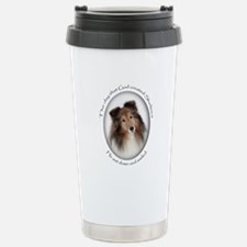 Sheltie Travel Mug