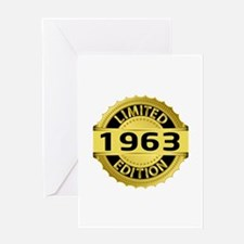 Limited Edition 1963 Greeting Card