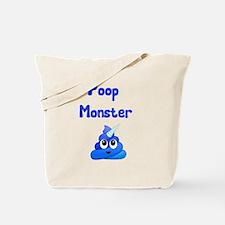 Cute Baby monster Tote Bag