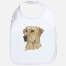 Yellow Lab Bib
