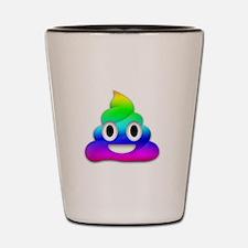 Cute Poo Shot Glass