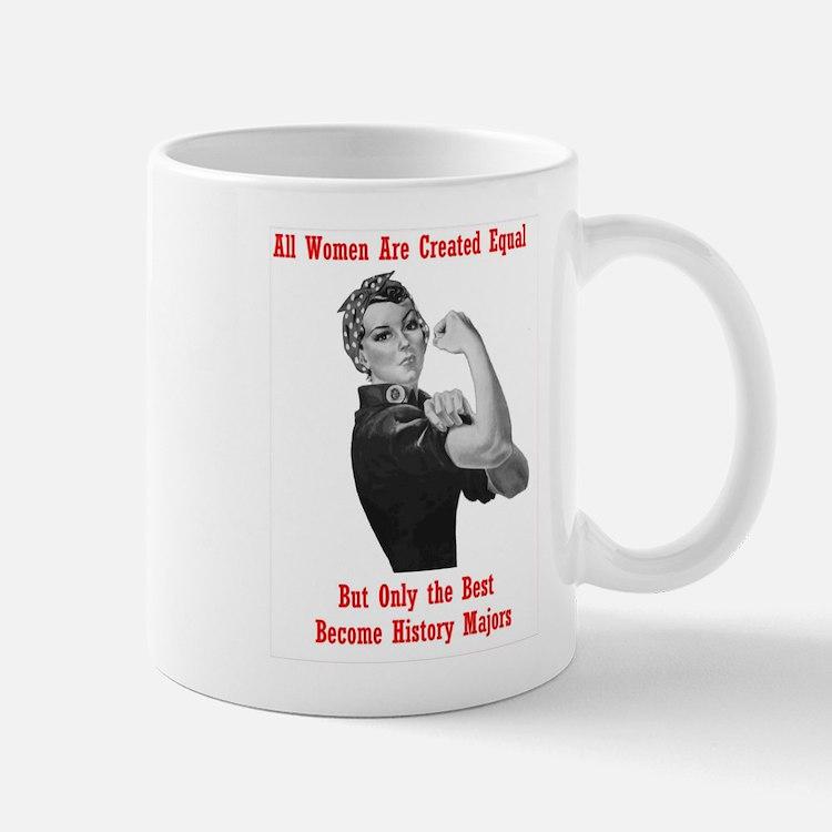 Created Equal Mugs