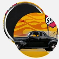 Speed '40 Ford Magnets