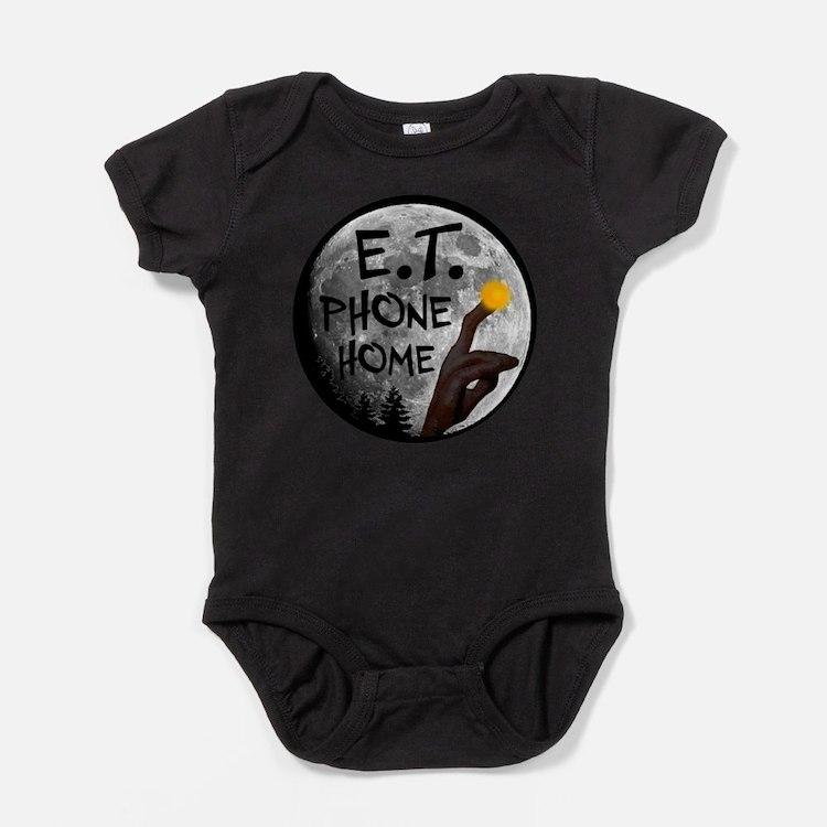 Cute Etmovie Baby Bodysuit
