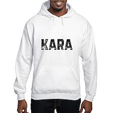 Kara Hoodie Sweatshirt