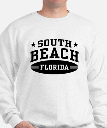 South Beach Florida Sweatshirt