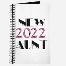 2016 New Aunt Journal