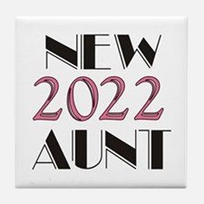 2016 New Aunt Tile Coaster
