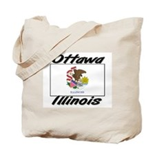 Ottawa Illinois Tote Bag