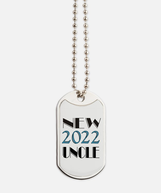 2016 New Uncle Dog Tags