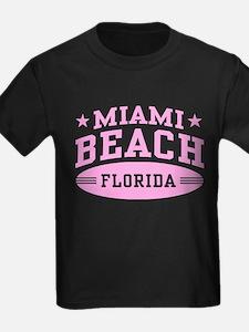 Miami Beach Florida T