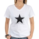 Bowie Womens V-Neck T-shirts