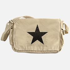 Unique David Messenger Bag