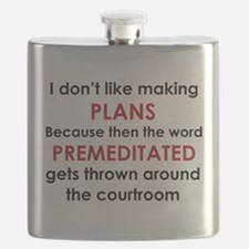 PREMEDITATED Flask