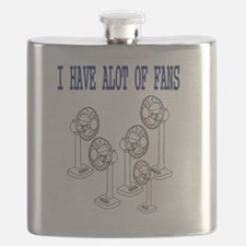 Cute Fans Flask