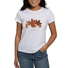 Autumn Leaves Tee