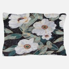 Floral Mosaic Pillow Case