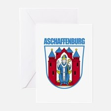 Aschaffenburg Greeting Cards