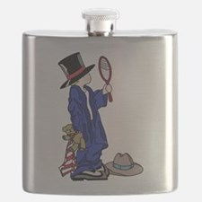 Just Like Daddy Flask