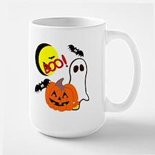 Halloween Boo Friends Mug
