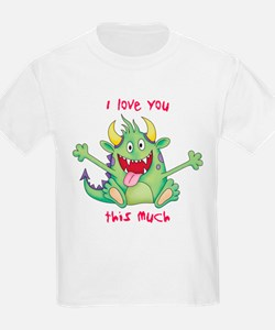 Cute Lil monsters T-Shirt
