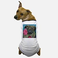 Pug Valentine Dog T-Shirt