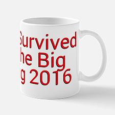I Survived The Big Dig 2016 Mugs