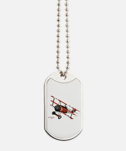 Fokker DR 1 1917 Dog Tags