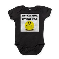 Funny Grandchild Baby Bodysuit