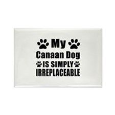 Canaan Dog is simply i Rectangle Magnet (100 pack)