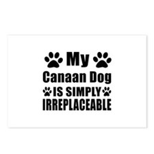 Canaan Dog is simply irre Postcards (Package of 8)
